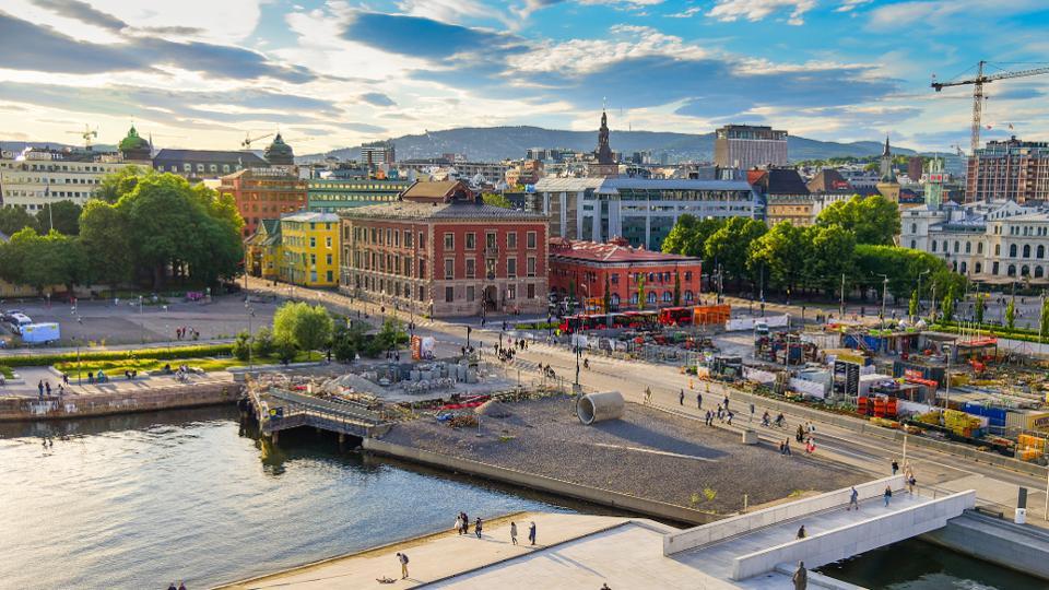 Avio karte Beograd Oslo