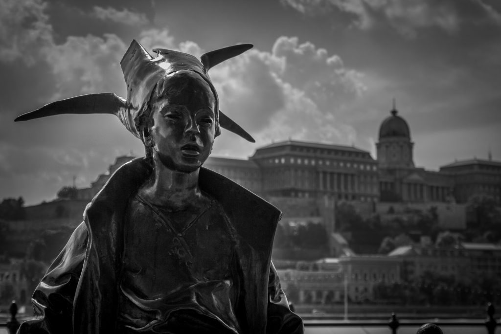 Budimpešta, Dunavski korzo