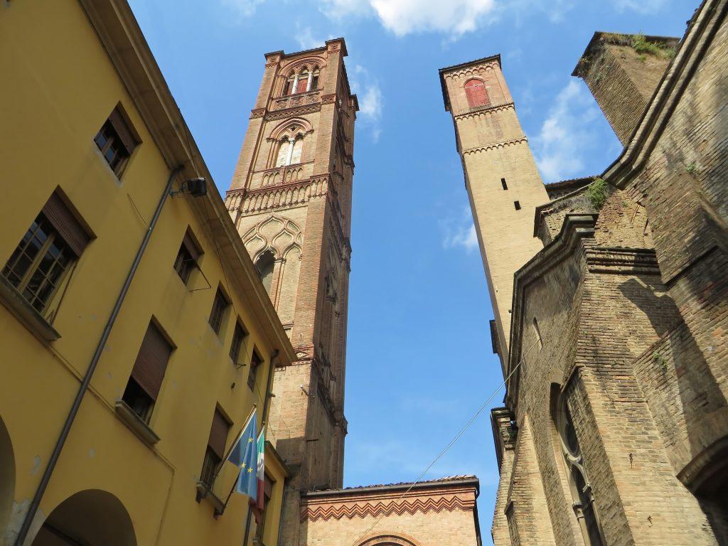 Bolonja simbol grada - Tornjevi