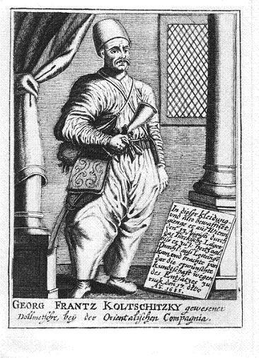 Beč - kako je nastala prva kafana - Kod zrna zelenog pasulja
