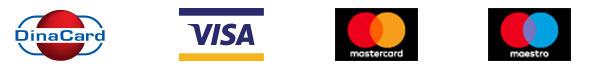 visa | mastercard logo