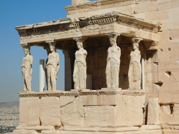 Avio karte Beograd Atina kariotide akropolj