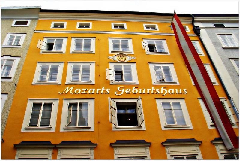 Putovanje u Salzburg tajne i zablude o mocartu
