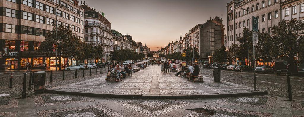 Putovanje u Prag Vaclavske namjesti