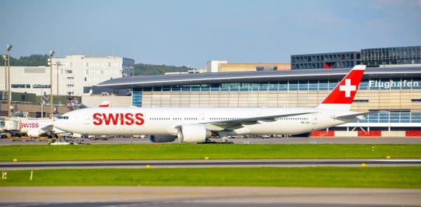 Avio karte Beograd Cirih aerodrom beoing 777
