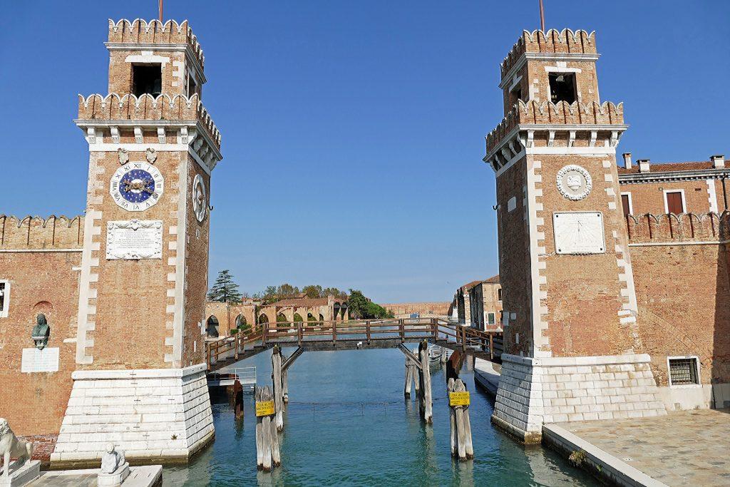 Putovanje u Veneciju i Arsenale di Venezia