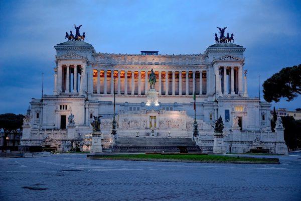Avio karte Beograd Rim - Kapitol centar moći starog rima
