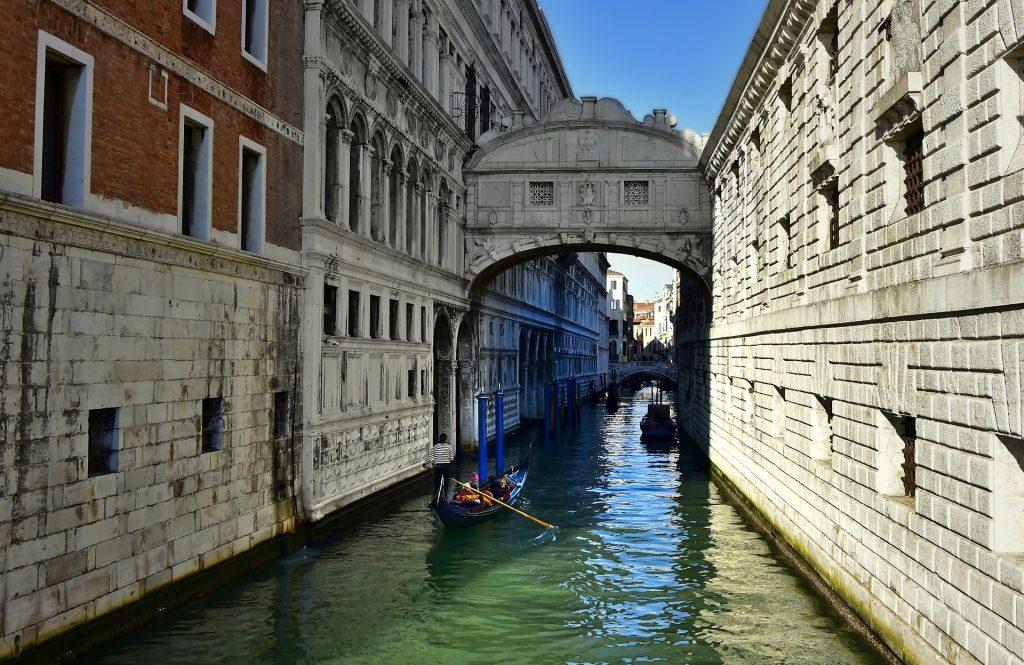 Putovanje u Veneciju i Most uzdaha