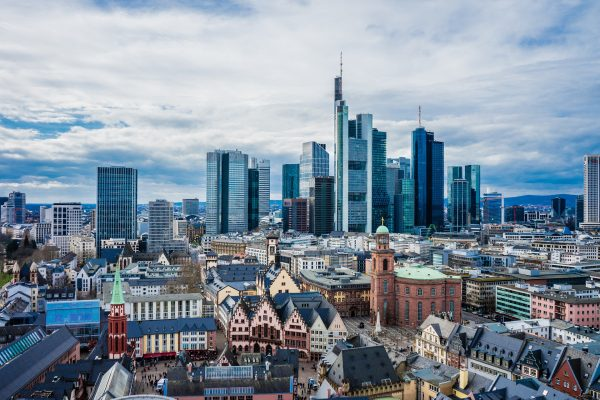 Avio karte Beograd Frankfurt panorama soliteri