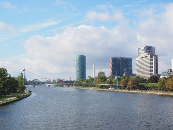 Avio karte Beograd Frankfurt toranj Majn