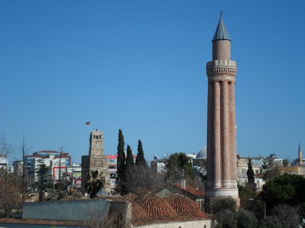 Avio karte Beograd Alanja dzamija minaret
