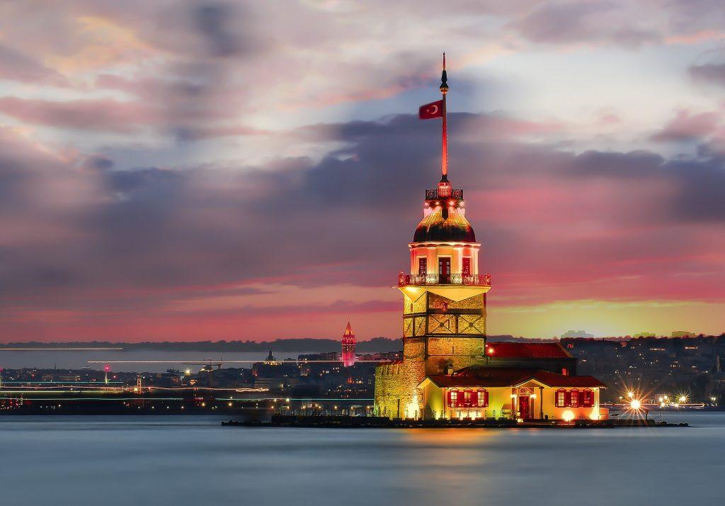 Istanbul putovanje i Devojačka kula