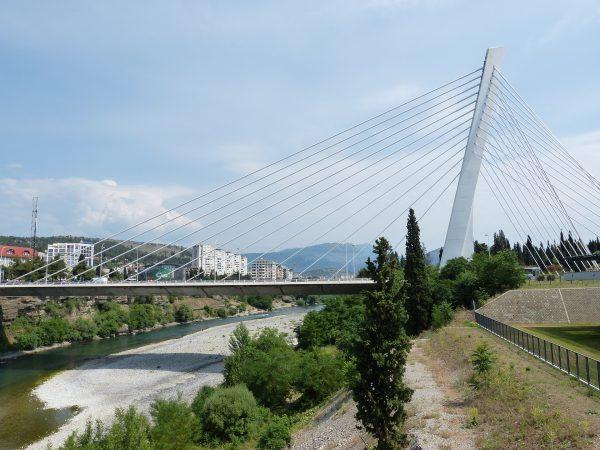 Avio karte Beograd Podgorica milenijumski most