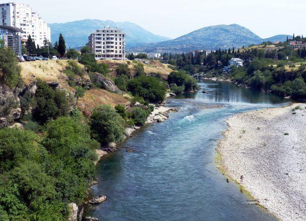Avio karte Beograd Podgorica reka Zeta