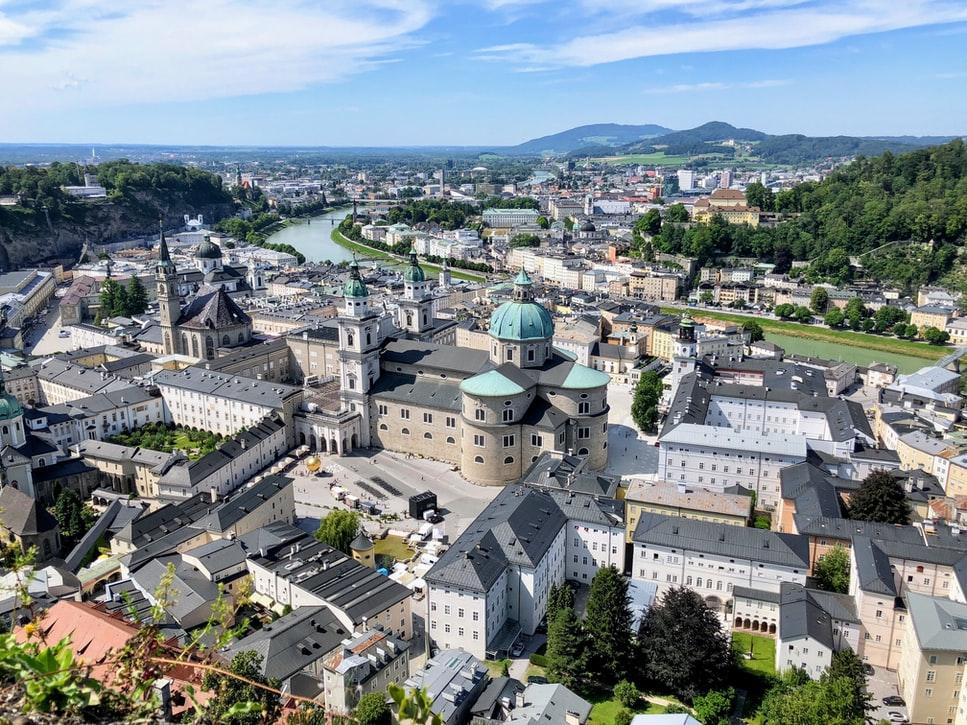 Salzburg putovanje - barokni dragulj evrope