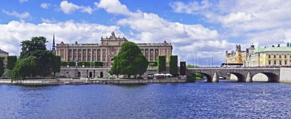 Avio karte Beograd Stokholm parlament panorama