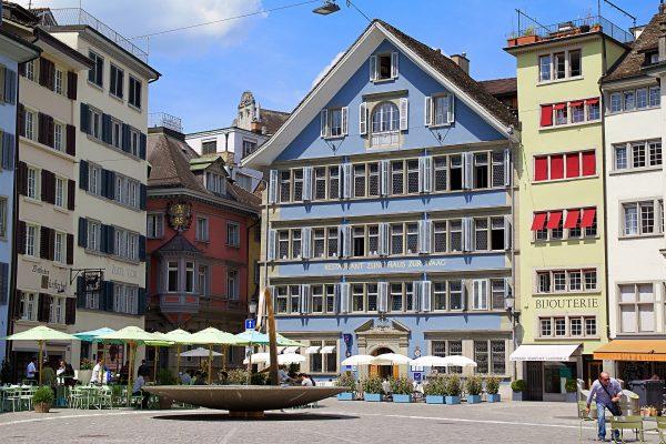 Avio karte Beograd Cirih trg u starom delu grada