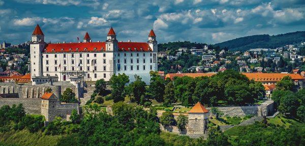 Avio karte Niš Bratislava