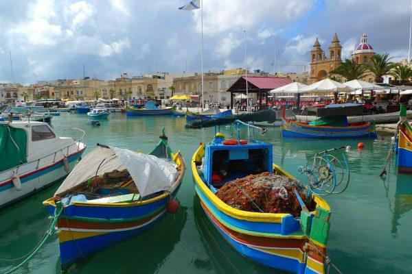 Avio karte Beograd Malta ribarski camci