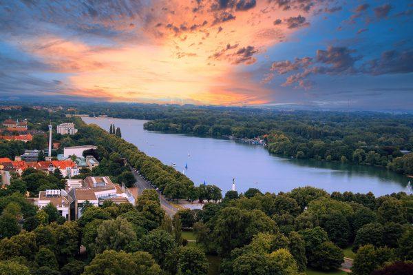 Avio karte Beograd Hanover jezero setaliste