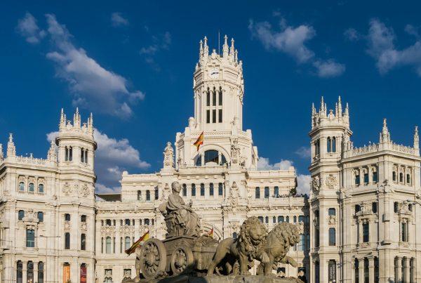 Avio karte Beograd Madrid stara zgrada poste