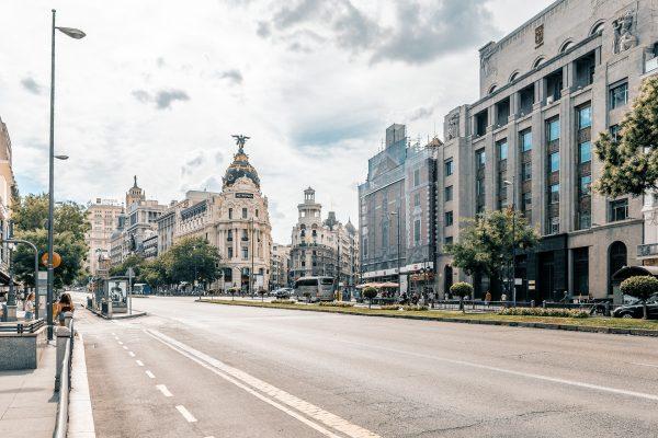 Avio karte Beograd Madrid gradske ulice