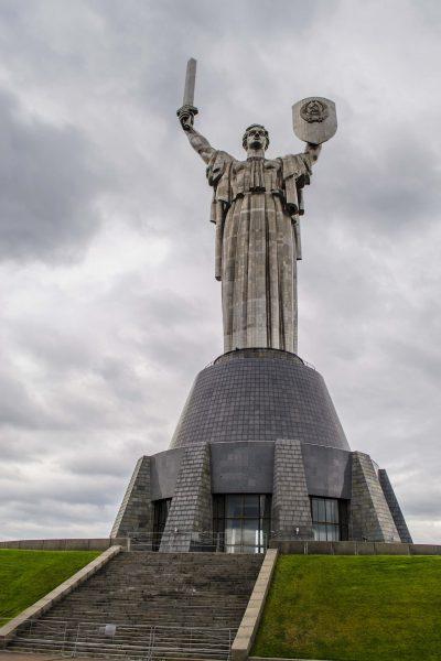 Avio karte Beograd Kijev spomenik majci otadzbini