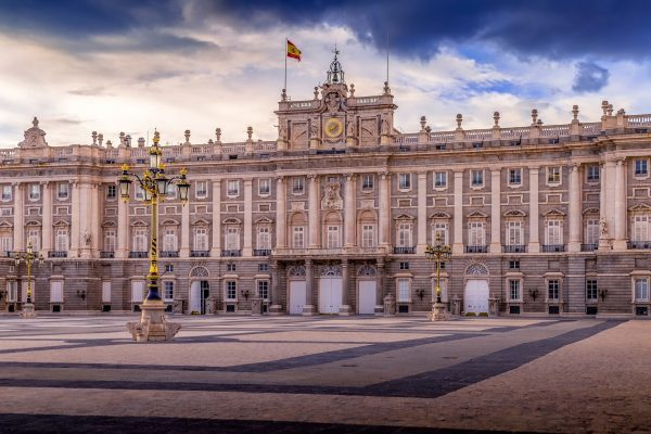Avio karte Beograd Madrid kraljvska palata