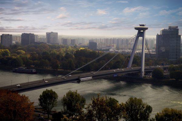 Avio karte Beograd Bratislava most SNP