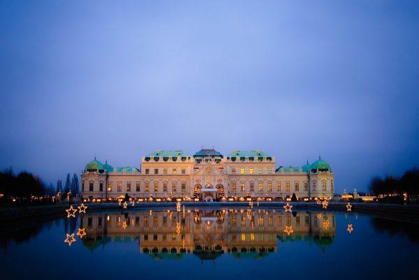 Avio karte Niš Beč palata Belveldere
