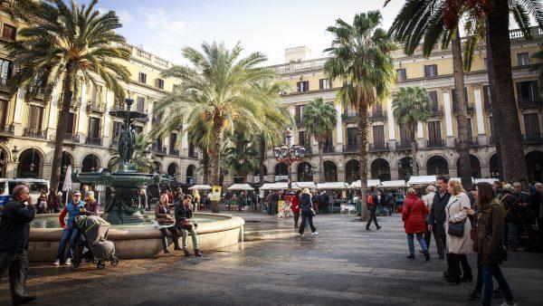 Barselona putovanje