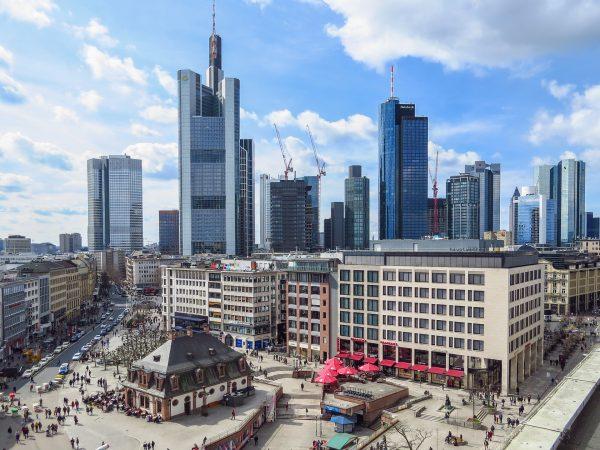 Avio karte Niš Frankfurt centar