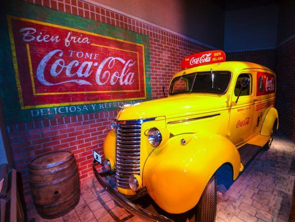 Altanta Coca Cola muzej