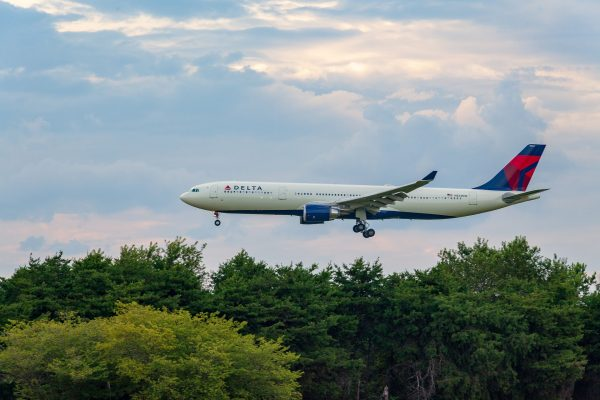 Atlanta aerodrom Delta airways