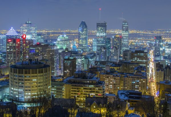 Avio karte Beograd Montreal panorama