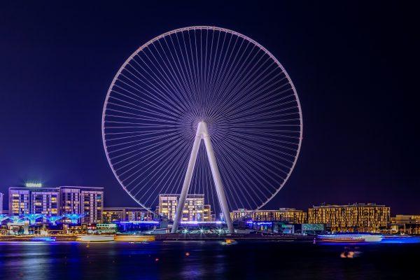 Avio karte Beograd Dubai panoramski točak