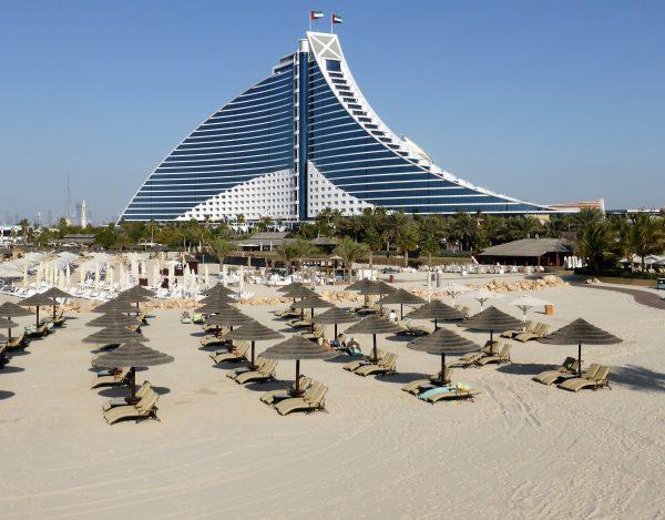 Avio karte Beograd Dubai plaža i hotel
