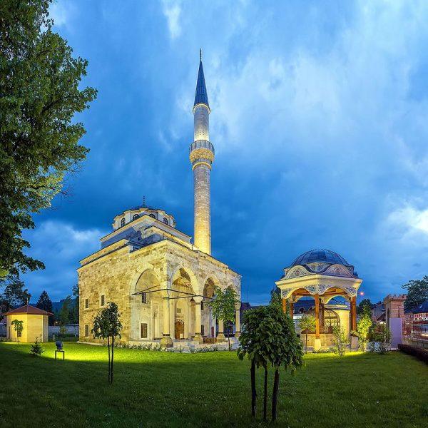 Džamija Ferhad – paše Sokolovića, Banja Luka